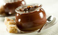 Dark Chocolate & Salted Caramel Crème Brûlée