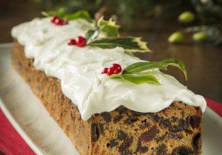 Christmas Mississippi Cake