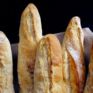 Baguettes made with Complete Bread Mix