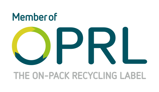 Member of on-pack recycling label (OPRL) logo